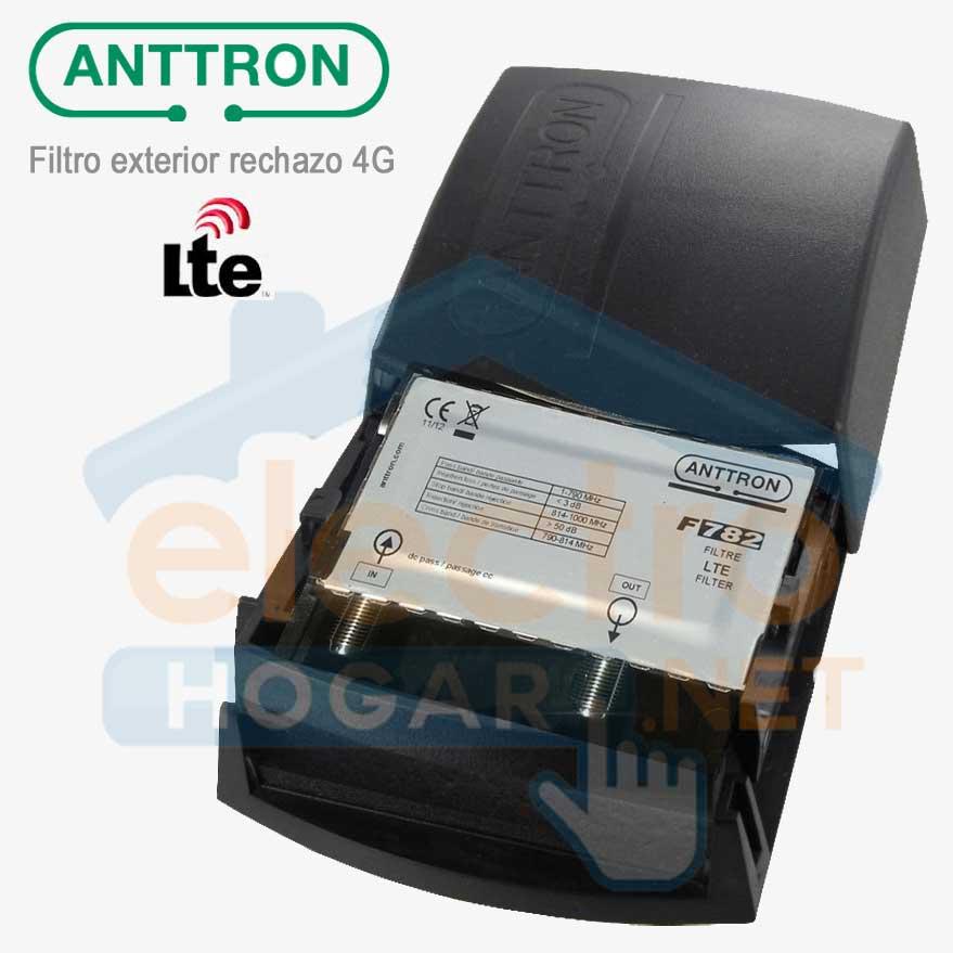 Imagen de Filtro LTE 4G para uso exterior >30dB, Anttron modelo F782