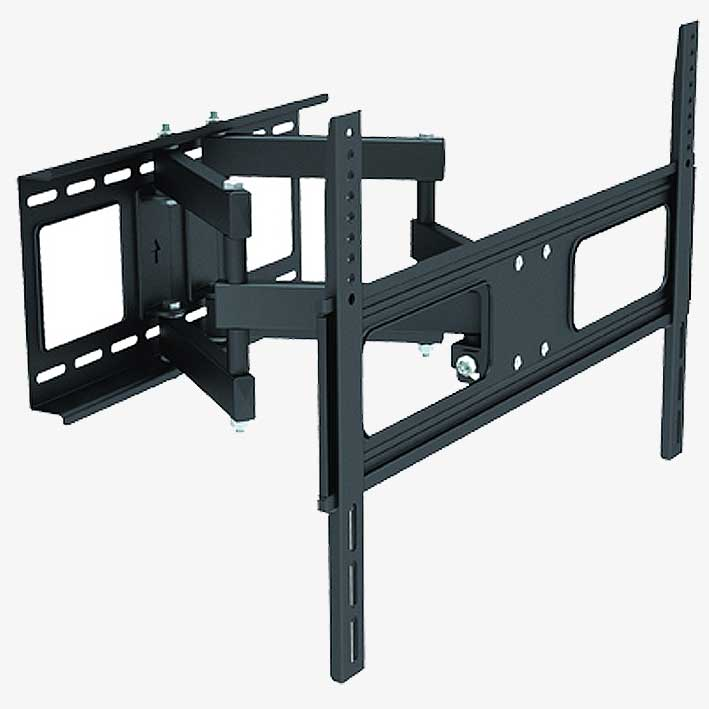 Soporte de pared para televisi n extensible inclinable y - Soporte tv extensible ...