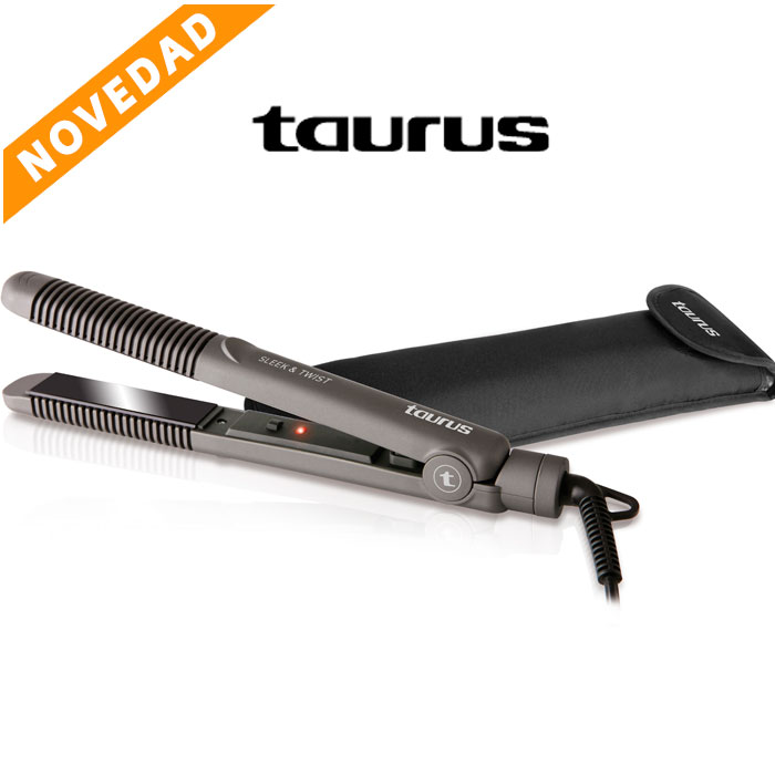 Plancha de pelo Taurus SLEEK and TWIST 35W 210 grados cerámico