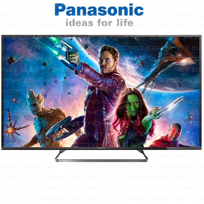 "Pantalla LED 4K de 40"" Panasonic TX-40CX680E 200Hz"