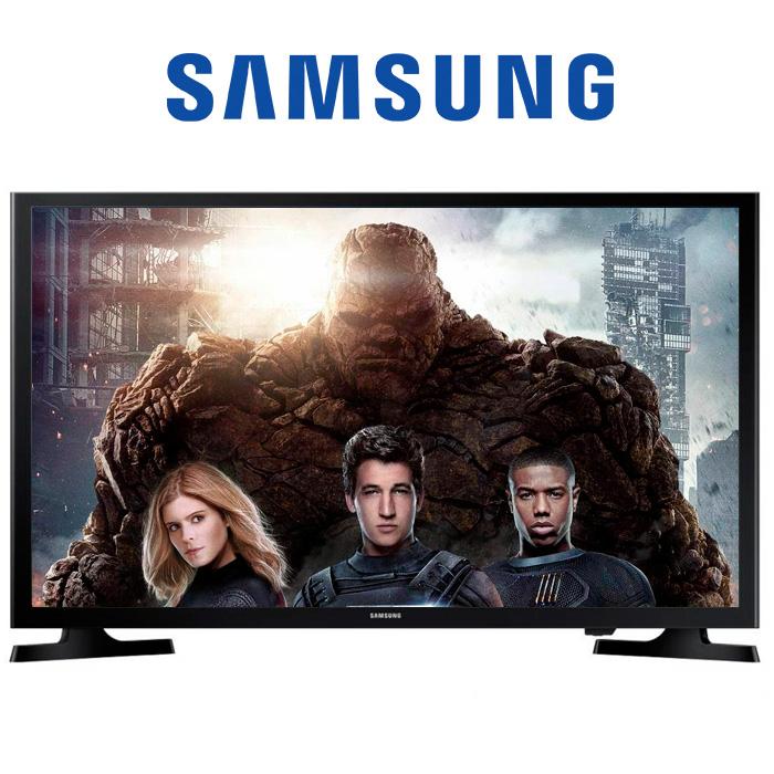Imagen de Pantalla LED de 32 Samsung UE32J4000AWXXC HD 100Hz