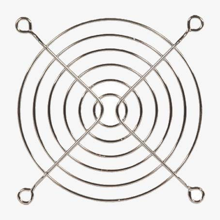 Imagen de Rejilla para ventilador / extractor de 120x120 mm
