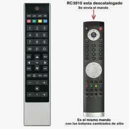 Mando a distancia original RC3910 OKI Toshiba y otras marcas