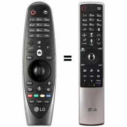 Mando a distancia SmartTV LG AKB74495301, AKB74515301, AN-MR600, ...
