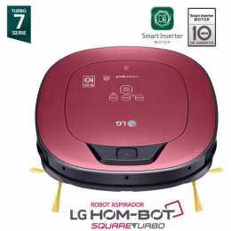 Robot Aspirador LG VR6600PG Square Turbo