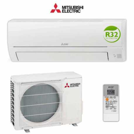 Aire acondicionado Mitsubishi Electric MSZ-HR35VF 2.924Frig. Gas R32.