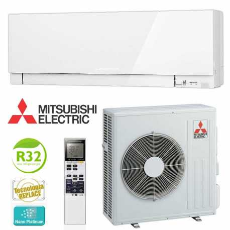 Aire acondicionado Mitsubishi MSZ-EF50VGW Blanco