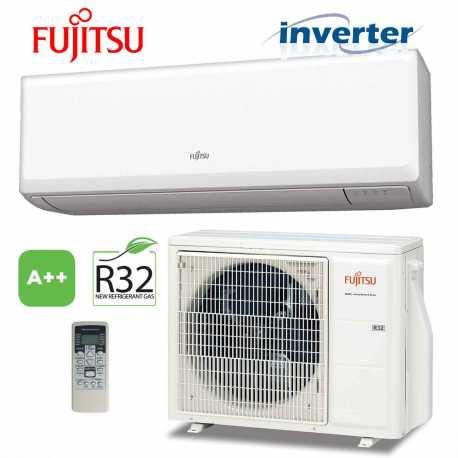 Aire acondicionado Fujitsu ASY25UI-KP, con gas R32