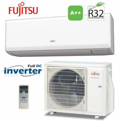 Aire acondicionado Fujitsu ASY35UI-KP, Gas R32