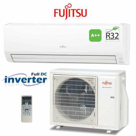 Aire acondicionado Fujitsu ASY50UI-KL, 4.472Frig Gas R32