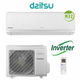 Daitsu ASD12Ki-DC aire acondicionado inverter 2.750Frg. / 2.925Kcal.