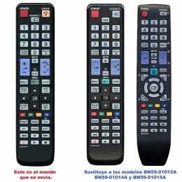 Mando sustituto Samsung BN59-01015A, BN59-01014A y BN59-01012A