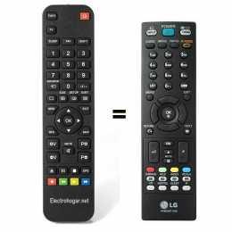 Mando a distancia LG AKB33871409 y LG AKB33871405