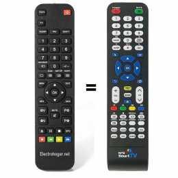 Mando a distancia NPG SmartTV S410L24H, S410L32H, S410L40F, S411L22F, S411L28H, S411L32H, S411L40F, S500L55U,