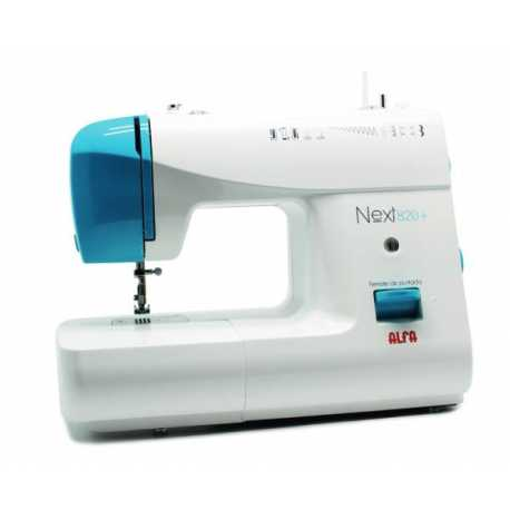 Máquina de coser Alfa NEXT 820+ 9 puntadas
