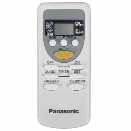 Mando Aire Panasonic A75C2863, CWA75C2863 Panasonic A75C2665