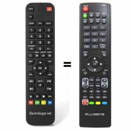 Mando a distancia Blu sens RC065 y RC065B
