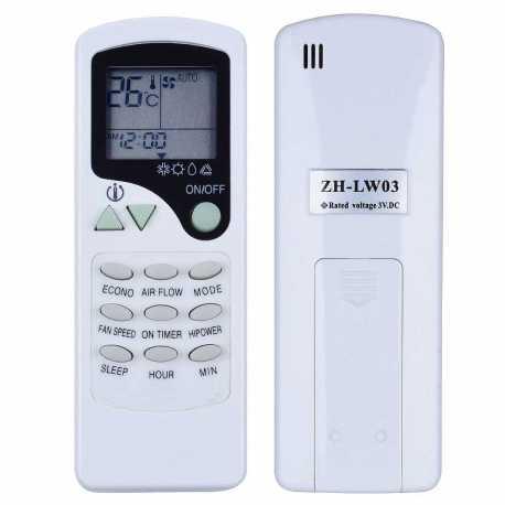 Mando a distancia Chigo ZH-LW03 y ZH-LW01