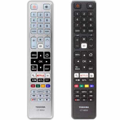 Mando a distancia original Toshiba CT-8053, CT-8054.