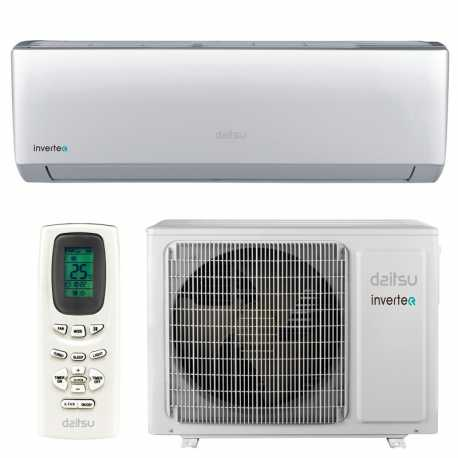 Aire Acondicionado inverter Daitsu ASD12UiDA 2752Frg. A++/A+