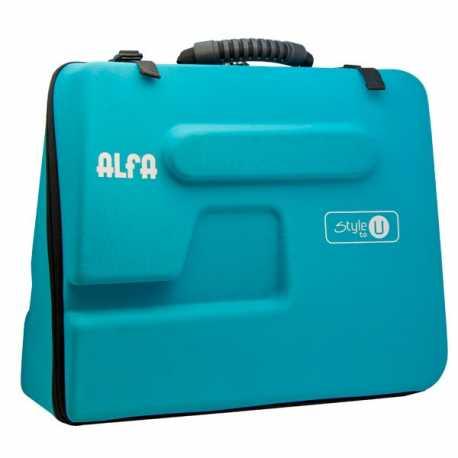 Alfa Style To U, Funda para maquinas de coser Alfa Style, Practik y Compakt.