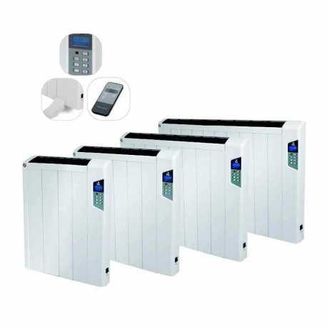 Emisor térmico de bajo consumo FM Crono-Slim-1000