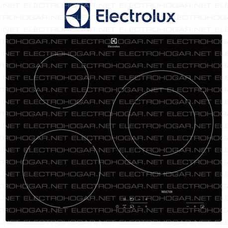 Encimera inducción Electrolux EHH6332ISK