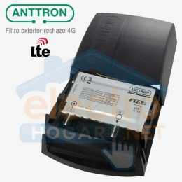 Filtro LTE 4G para uso exterior +30dB, Anttron modelo F782