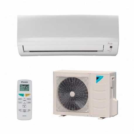 Aire acondicionado inverter Daikin AXB25C 2150Frg. / 2410 Kcal. A+