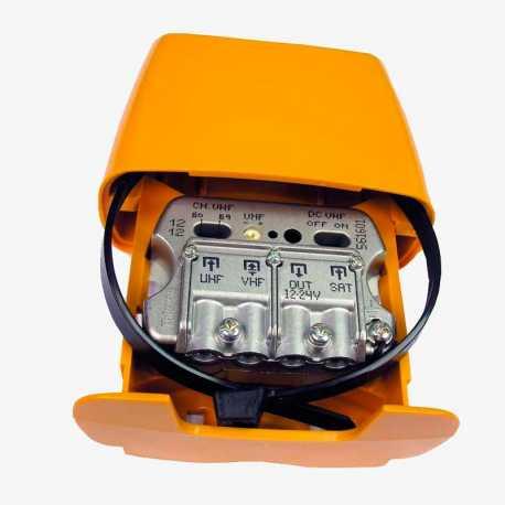 Amplificador para TDT Televes 561601 con filtro LTE 1 UHF (30dB)