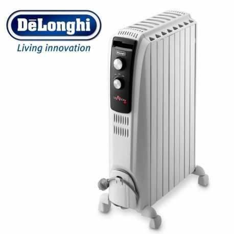 Radiador Eléctrico de aceite Delonghi Dragon4 TRD4 1025 2500W
