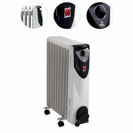 Radiador eléctrico de aceite FM BR-20