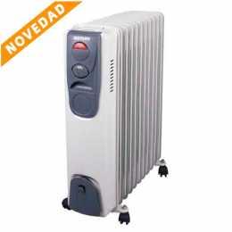 Radiador Eléctrico de aceite BASTILIPO RAC11-2500 11 elementos