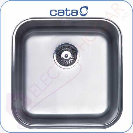 Fregadero CATA CB-40-40 Bajo encimera mueble de 50cm