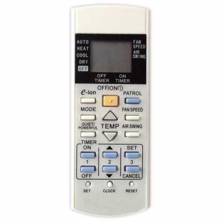 Mando a distancia para aire acondicionado Panasonic A75C3012 / CWA75C3012