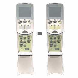 Mando a distancia LG 6711A90032Y Recambio para aire acondicionado LG