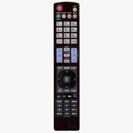 Mando a distancia copia del LG AKB72914020, AKB72914029 y AKB72914030
