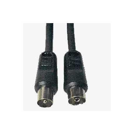 Cable RF 7mm (Alta calidad) Macho-Hembra 2.5m