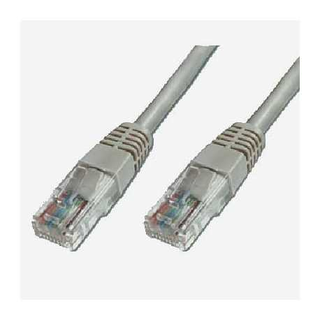 Latiguillo Cable de Red de 3m Cat 5 UTP