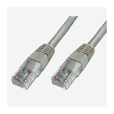 Latiguillo Cable de Red de 10m Cat 5 UTP