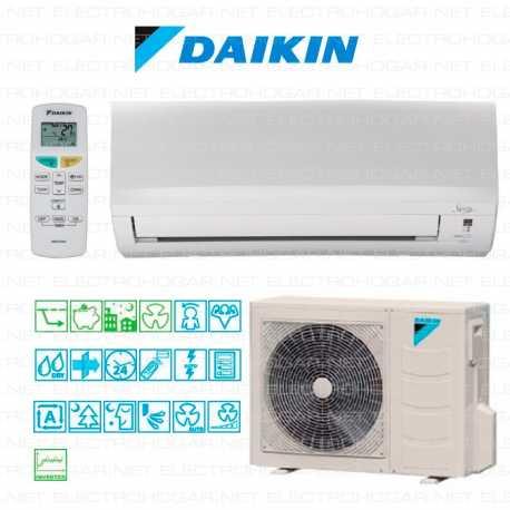 Aire acondicionado inverter Daikin AXB50C 4712Frg 4833 Kcal A