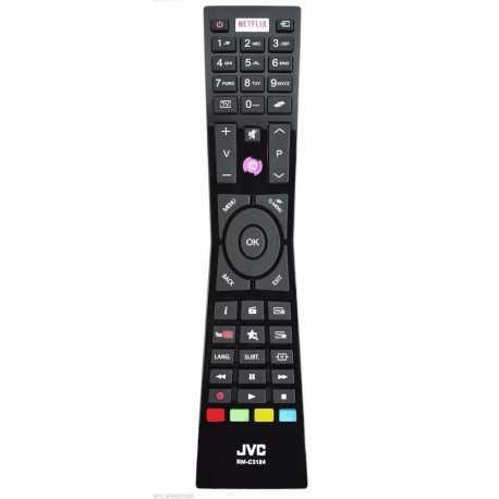 Mando a distancia JVC RM-C3184, RCA2-49101