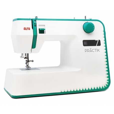 Máquina de coser Alfa Practik 7