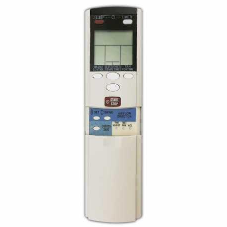 Mando a distancia para aire acondicionado Fujitsu / General AR-DL3