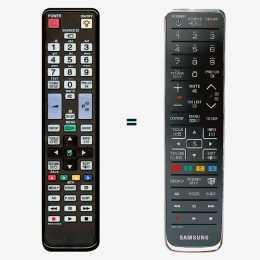 Mando a distancia identico del Samsung BN59-01052A y BN59-01054A