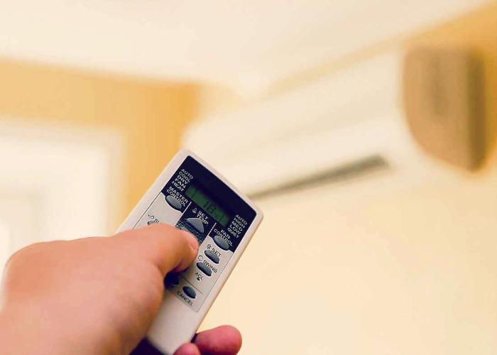 tienda online de electrónica aire acondicionado Inverter