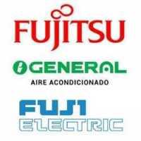 Mandos de aire acondicionado Fujitsu - General