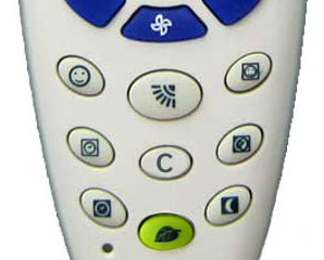 Botones mando carrier FRL09