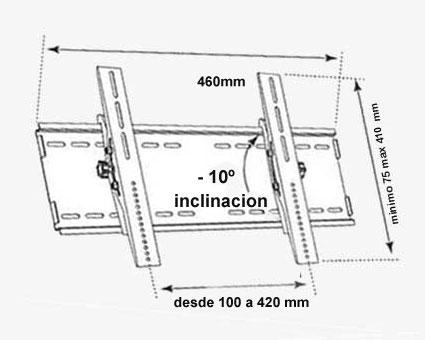 medidas soporte SSP-328N
