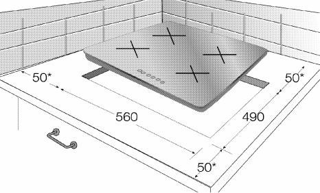 Encastre vitroceramicas balay